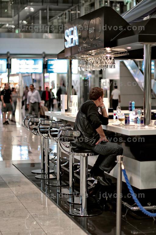 In Transit<br /> <br /> Dubai International Airport - Terminal 3