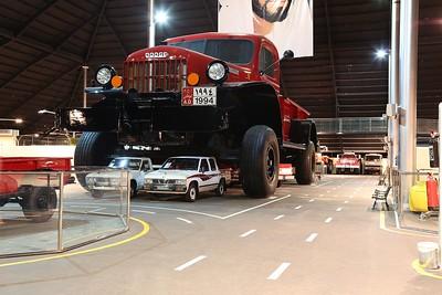 United Arab Emirates Auto Museum