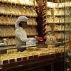 Gold shop in the Dubai Spice Souk area