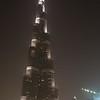 The Burj Khalifa, the tallest building in the world in Dubai