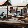 Water Taxi in the Dubai Spice Souk area