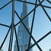 Downtown Dubai, The Burj Khalifa from inside the Dubai Mall