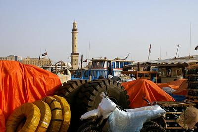 Export goods in Dubai