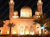 UAE - Dubai - Jumeira - Jumeira mosque - front view