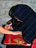 UAE - Dubai - Bur Dubai - Heritage Area - henna