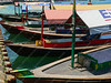UAE - Dubai - Khor Dubai - abras docked