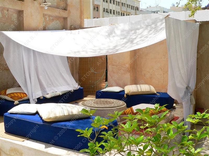 UAE - Dubai - Bastakiyya - Basta Art Cafe