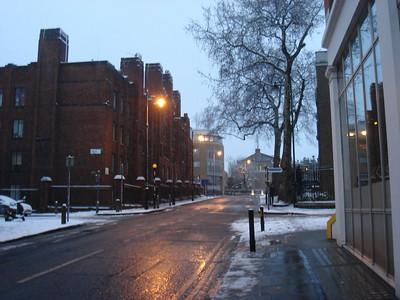Amwell Street Flat