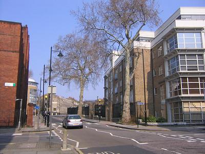 St Pauls View, Amwell Street London