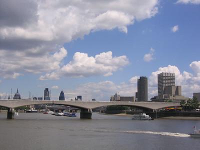 Tour De France - Westminster & Greenwich London (July 2007)