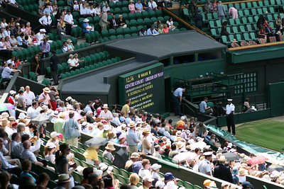 Wimbledon - Federer v Soderling 4th Round (June 2009) SLR