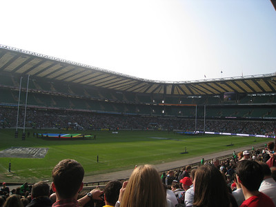 Canterbury v Sharks Super XV - Twickenham (Mar-11)