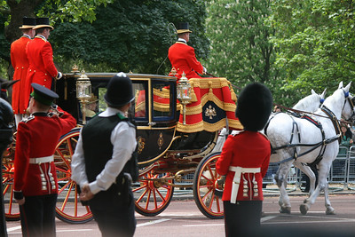 Trooping of the Colour - June 2012
