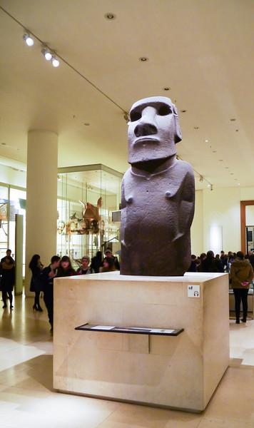 Moai, British Museum