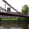 Portland St. Suspension Bridge