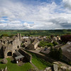 View from Middleham Castle