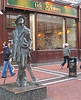 Statue of James Joyce