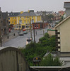 photo takent from my hotel window in Tramore.