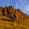 The Old Man of Storr after sunrise