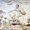 Victoria & Albert Museum: frieze with a Romano-Gaulish battle theme.