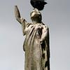 Brompton Cemetery monument: nevermore!