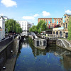 Camden Lock @ Camden Town.