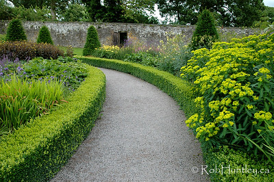 Aberglasney Gardens, Wales, U.K. © Rob Huntley