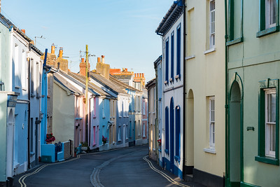 Cute Appledore streets