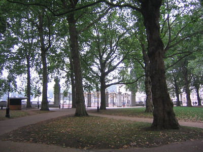 Buckingham Palace London - September 2006
