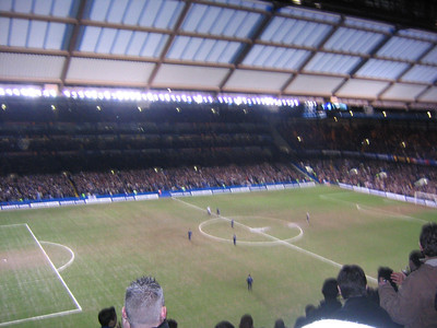 Chelsea v Everton - FA Cup Stanford Bridge - February 2006