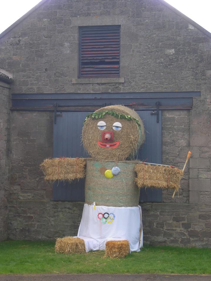 Norham Scarecrow