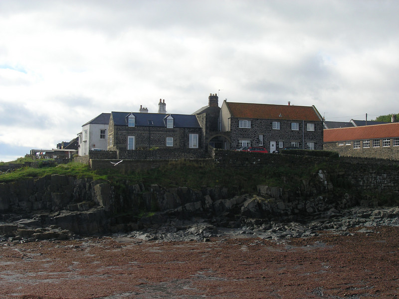 View of Craster