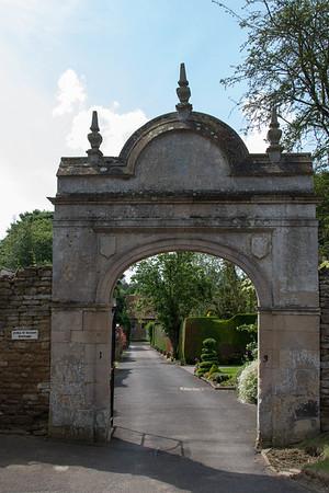 John O' Gaunt Cottage in Harlaxton