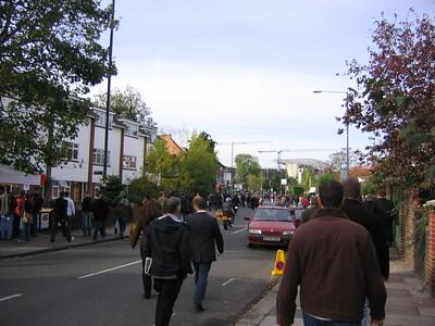 England v Australia (Twickenham) - November 2005