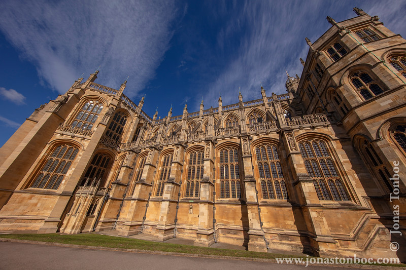 Windsor Castle - St. George's Chapel