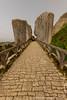 Corfe Castle - South-West Gatehouse