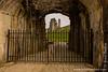 Corfe Castle - Outer Bailey Gatehouse