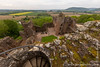 Goodrich Castle - View from Main Keep