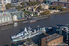 Tower of London and HMS Belfast