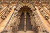 Lichfield Cathedral Door