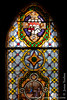 Warwick Castle - Stained Glass