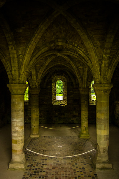 Buildwas Abbey, Wales