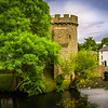 Whittington Castle, England
