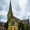 Christ Church, Oswestry, England