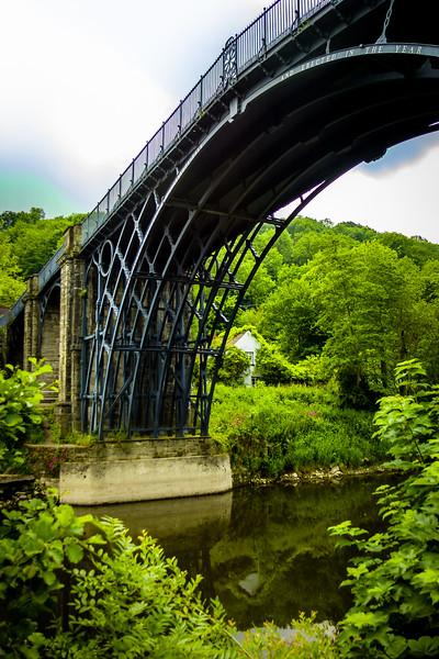 Ironbridge Gorge, Shropshire, England