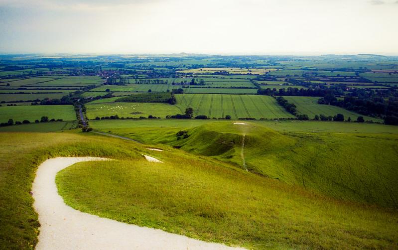 Uffington, Oxfordshire, England