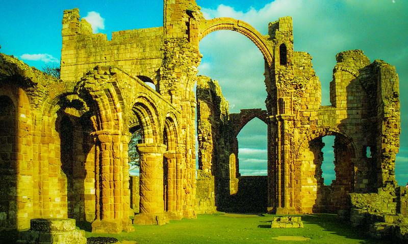 Lindisfarne (Holy Island), England