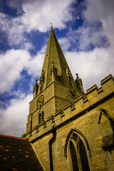 St Mary's Church, Edwinstowe, England