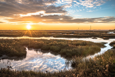 20151122 - paulkporter - Leigh on Sea, Essex,  overlooking the Thames to Isle of Grain, Kent