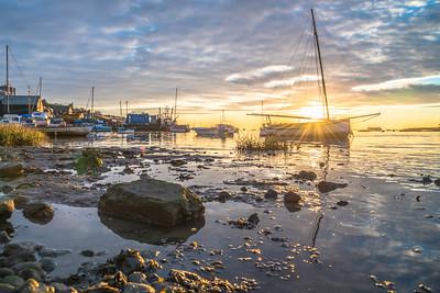 20151122 - paulkporter - Leigh on Sea Marina